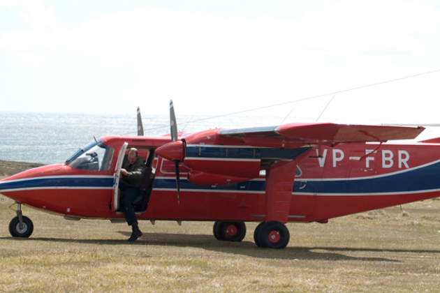 Airline Falkland Island Government Air Service-FIGAS