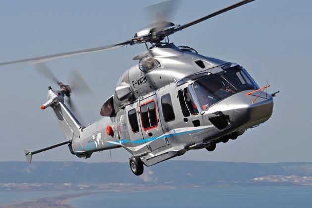 Elicottero AVICOPTER AC352. Specifiche tecniche. Foto.