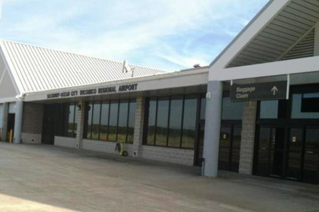 مطار ساليسبري محيط مدينة ساليسبوري