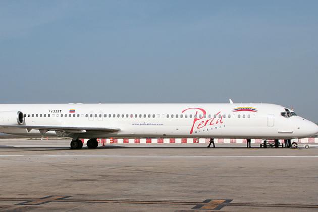 Perla Airlines Airline