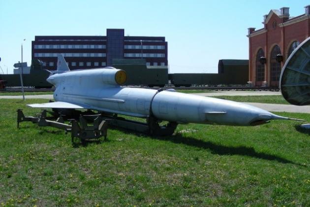 Tupolev VR-2 Swift