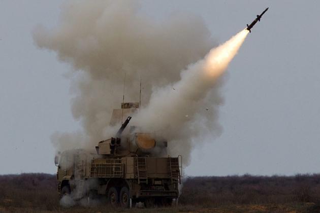 Syrian air defense