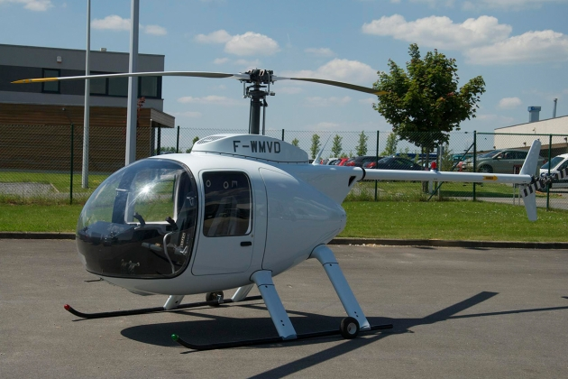 Helicopter Winner B150. Specifications. A photo.