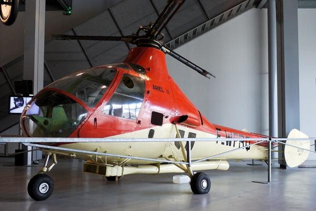 Elicottero Sud-Ouest Ariel. Specifiche tecniche. Foto.