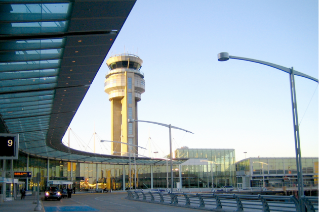 Airport Montreal Pierre Trudeau