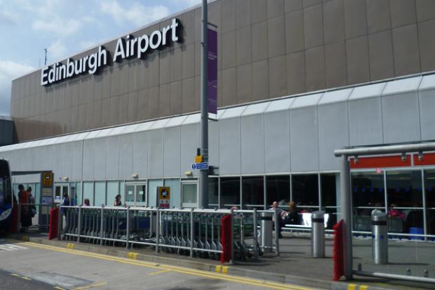 Аэропорт Эдинбург