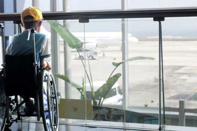 Categories of passengers with reduced mobility.