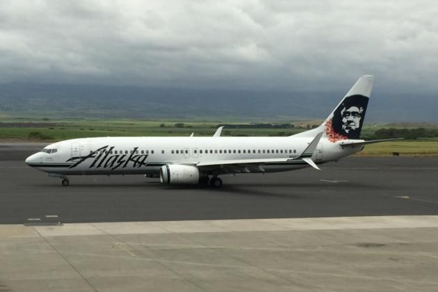 Авиакомпания Alaska Airlines