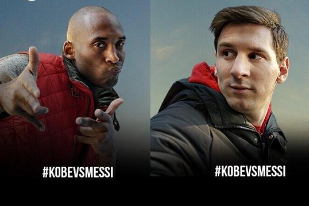 Turkish Airlines задействовала в рекламе Коби и Месси