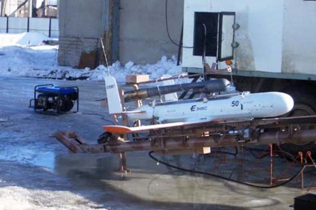 Objetivo ENIKS E2T UAV