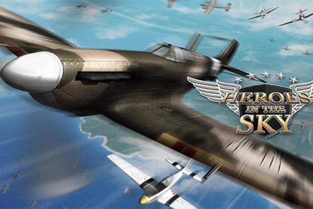 Heroes gioco nel logo Sky