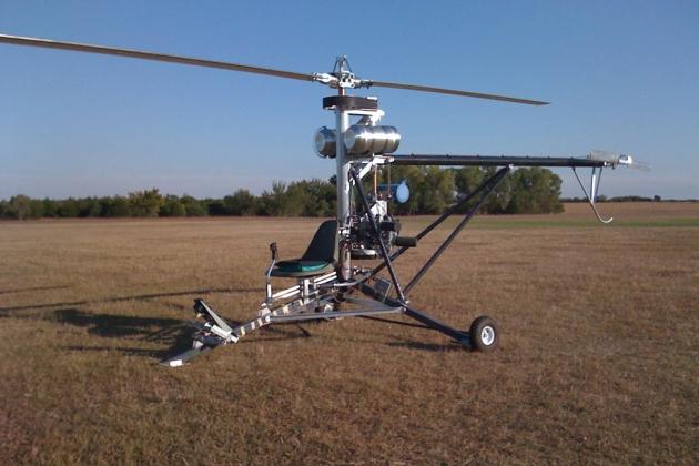ヘリコプターモスキート空気。 仕様。 写真。