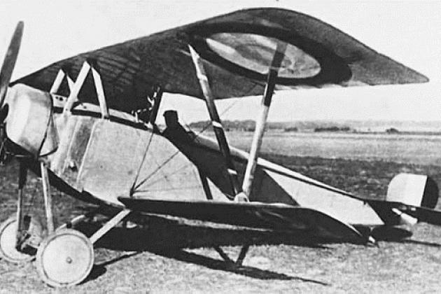 Nieuport N.10