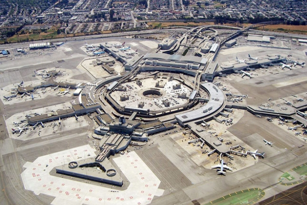 San Francisco International Airport (USA)