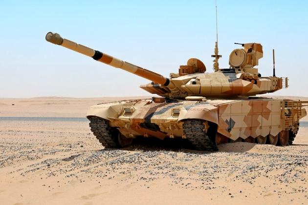 T-90 Réservoir