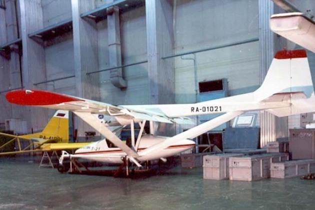 Avion Faucon pèlerin