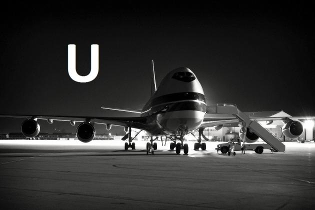 Manuale Boeing - un glossario dei termini. Lettera U.
