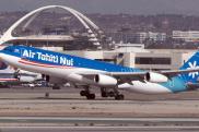 The airline Air Tahiti