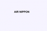The airline Air Nippon