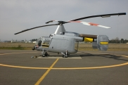 The helicopter Kaman HH-43 Huskie. Specifications. A photo.