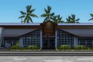 ラロトンガ空港