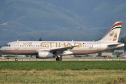Best places of the cabin A320-200 - Etihad