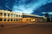 Airport Tyumen Roshchino