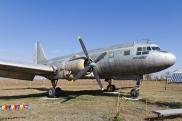 Le crash de l'IL-12 près de l'a / c Magadan, 13 km. 1953