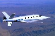 LearAvia Lear Fan 2100. Spécifications. Photo.