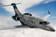 Embraer Legacy 450. Specifications. A photo.