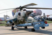 And even the Airborne Forces will be equipped with antediluvian Mi-8 / Mi-35
