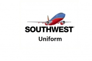 Униформа стюардесс: Southwest Airlines. США.