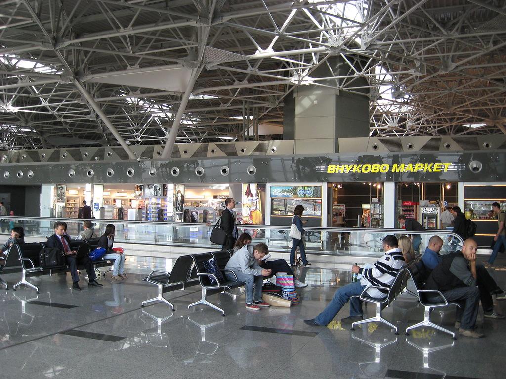 Vnukovo Airport (Moscou) 333